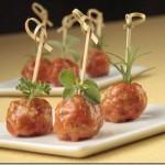 Turkey Orange Meatballs Recipe