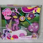 My Little Pony Twilight Sparkle RC Car – A Fancy Ride for a Fancy Wedding: Perfect for Preschool Girls