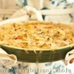 Hot Crab & Artichoke Dip Recipe