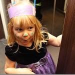 Photo: The Birthday Girl is an Alien