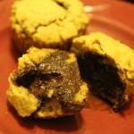 Peanut Butter Truffle Surprise Muffins Recipe