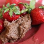 Healthy Recipe: How to make Chocolate Hummus With Truvia Recipe