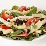 Heart Healthy Cilantro Lime Chicken Salad Recipe