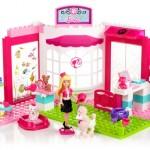 Mega Bloks® Barbie® Build 'n Style Pet Shop #MegaBloksBarbie #Giveaway
