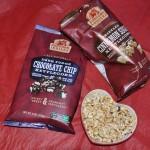 Popcorn Indiana Dark Fudge Chocolate Chip and Drizzled Cinnamon Sugar