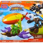 Skylanders Giants Transformed into Mega Bloks® Skylanders Giants™ Zeppelin Air Ship Assault Giveaway @MegaBloks