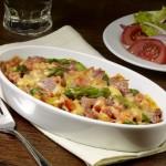 Asparagus and Ham Bake Recipe #HomelFamily