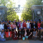 First Day of School at Monsters University #MonstersUEvent