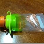 Boogin' Head's product, Squeez'Ems: Fruit & Veggie Reusable Pouches