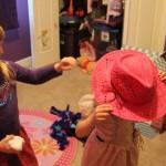The Final Reveal: Zoe's Disney Glidden Sparkle Princess Room #DisneyPaintMom #Ad