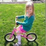 MyKick Adjustable Metal Push Balance Bike