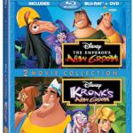 Disney's The Emperor's New Groove & Kronk's New Groove Giveaway