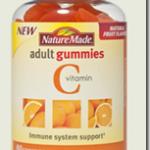 Nature Made Vitamin C Adult Gummies