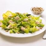Asparagus Chunk Chicken Salad Recipe #HormelFamily