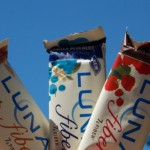 LUNA Fiber Bars: An Easy Snack For Busy Days