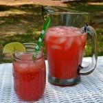 Summertime Watermelon Aqua Fresca Recipe