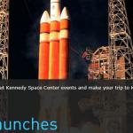 Atlas V Rocket Launch Kennedy Space Center