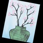 Crafts: Flower Power Summer Art Project