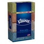 Kleenex Giving To Schools Box Tops & Sneeze Shield technology