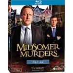 MidSomer Murders Set 22 On DVD & Bluray