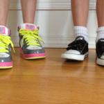 Famous Footwear Back To School In Neon