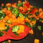 NAKANO Seasoned Balsamic Rice Vinegar Veggies Recipe