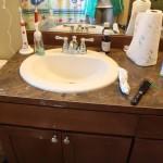 A Squeegee Clean Bathroom