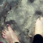 Enjoying Feet In The Sand @MyMyrtleBeach #MyrFam