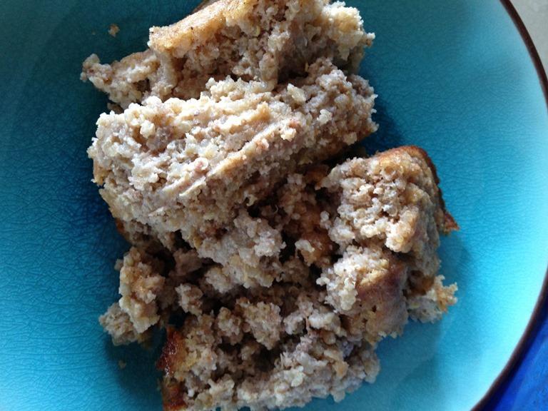 Alter Eco Quinoa Pearl Quinoa Banana Bread Pudding Recipe ...