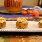 Good Cook Cupcakes Carrier & Pumpkin Cupcake with Pumpkin Cream Cheese Icing Recipe