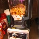 Ninja Ultima Blender Squash Soup & Cheeze It Crumbs Recipe