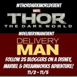 Two Red Carpets In One Weekend? #DeliveryManEvent & #ThorDarkWorldEvent