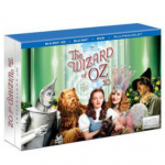 The Wizard of Oz Twists Over the Rainbow Into The World of 3D