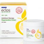 eclos Apple Stem Cell Skin Care Skin Prep Cleanser & Regenerative Cream