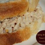 Spicy & Sweet Tuna Salad Recipe