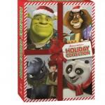DreamWorks Animation Holiday Movie Collection: Madagascar, Kung Fu Panda, Shrek & Dragons Holiday Giveaway