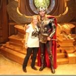 Take a Visit To Asgard Meet Thor & See Disneyland Christmas Style #ThorDarkWorldEvent