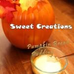 Sweet Creations Truvia Pumpkin Bread Pudding Recipe