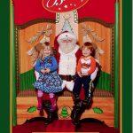Happy #WABACWednesday A Santa Photo