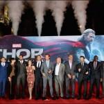 Red Carpet Premiere of Thor: The Dark World #ThorDarkWorldEvent