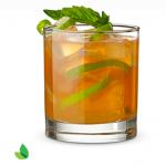 Truvia Natural Sweetener Apple Basil Punch Recipe #HealthierHolidays