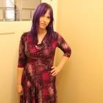 My Purple Karina Dresses #Dresstacular Experience