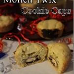 A virtual Baking Party & Krusteaz Molten Twix Cookie Cups Recipe