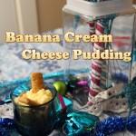 Banana Cream Cheese Pudding Cups Recipe