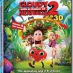 Cloudy With A Chance of Meatballs 2  Now On Blu-ray & DVD