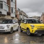 Chicago Auto Show Displays The Fiat 500 Family #FuelCAS