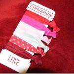 Show Love & Fashion With Hair: CyndiBands Elastic Hair Ties