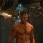 A Chris Pratt Transformation & Marvel's Guardians Of The Galaxy Trailer #Guardiansofthegalaxy