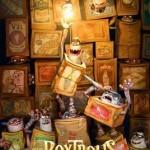 The Boxtrolls Movie Teaser Trailer #THEBOXTROLLS