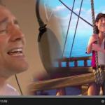 Ladies Watch Tom Hiddleston Sing: The Pirate Fairy #ThePirateFairy